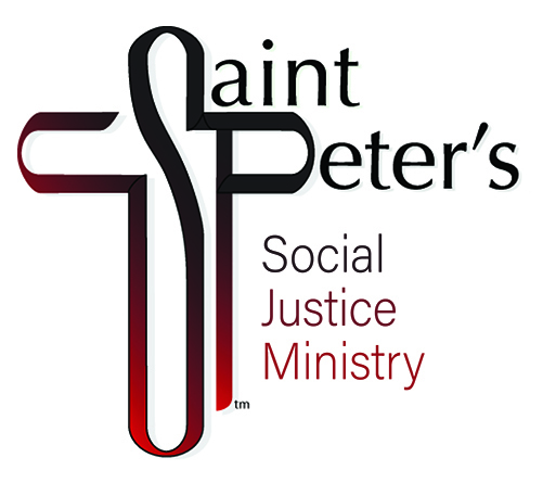 Update from Social Justice Ministry: Love Thy Neighbor, Be Active, Vote, Study, Support Your Neighbor, Share Your Social Justice Efforts with Others, Join the Social Justice Team
