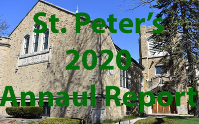 St. Peter's 2020 Annual Report