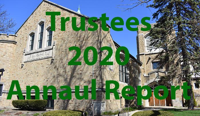 Trustees 2020 Annual Report
